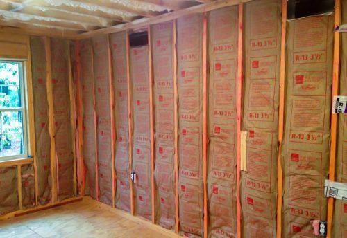 Batt Insulation Superior Insulation Drywall